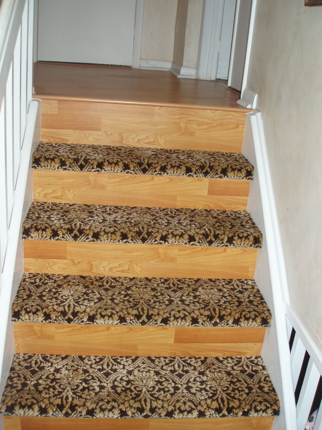 Carpet Steps For Stairs