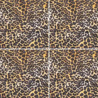 Americarpet Floors Imagine Tile Animal Print